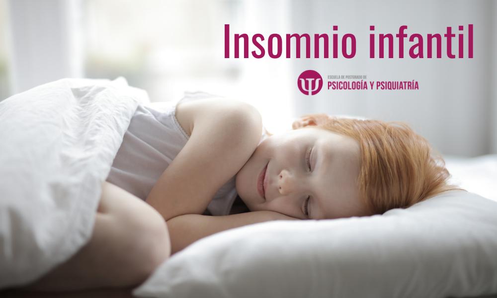 ¿Cómo combatir el insomnio en la infancia?