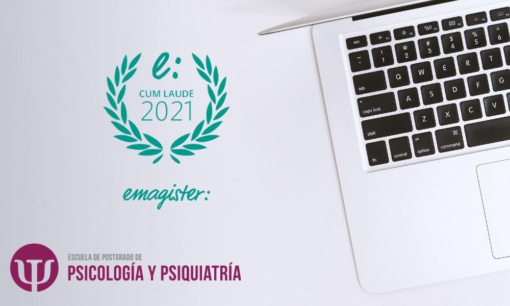 Las opiniones de la Escuela de Postgrado de Psicología y Psiquiatría obtienen el Sello Cum Laude 2021